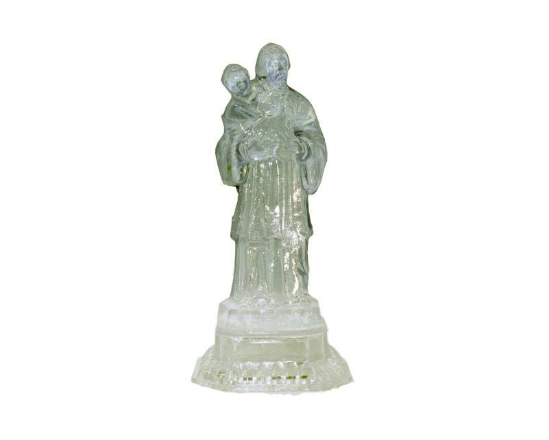 Estatua Del Tiempo - plastica San Cayetano 9cm
