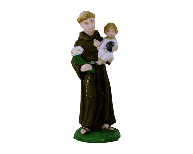 Estatua San Antonio 12cm PVC