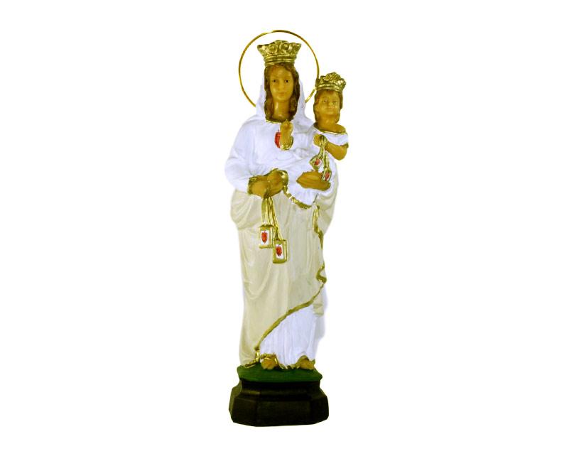 Estatua Virgen de la Merced 30cm. PVC