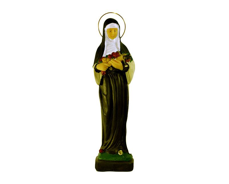 Estatua Santa Teresita 30cm PVC