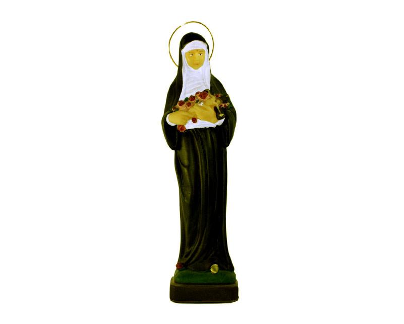 Estatua Santa Rita 30cm PVC