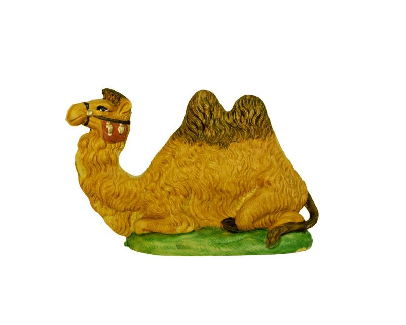 Estatua Camello 17cm  p/pesebre